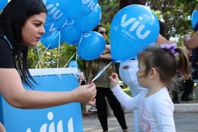 Viu promove mais um evento no Mês das Crianças