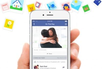 Facebook permite remover pessoas e datas indesejadas de suas lembranças