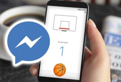 Facebook adiciona novo game de basquete ao Messenger