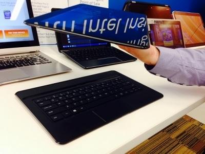 Notebook moderno: transformado em um 2 em 1 versátil
