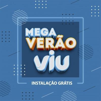Mega Verão Viu: Internet de Fibra com Instalação Grátis!